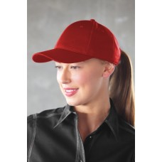 Chef Works Cool Vent™ Baseball Cap red