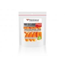 "PolyScience пакеты одноразовые для вакумматоров Corrugated Bags (3,8литра-gallon) 11 x 16""/28 x 40.6cm, 18 Count"