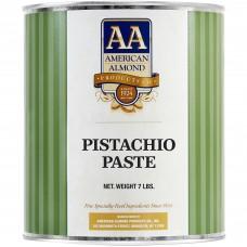 American Almond® Pistachio Paste, #10 Can, 7lb\3,18kg #AmAlPP7LB