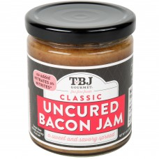 TBJ Gourmet® Uncured Bacon Jam Spread, 9 oz. Classic #81005027