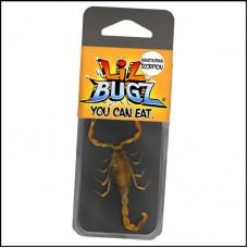 Lil Bugz® YOU CAN EAT® Manchurian Scorpions # EL-019-00005-1