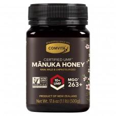 Comvita™ UMF™ Premium Grade Raw Manuka Honey 10+ (MGO 263+), 17.6 oz. #1175659
