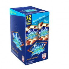 Blue Diamond® Roasted & Salted Almonds, 1.5 oz. Pouch - 12/Case
