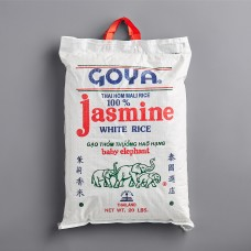 Goya® Thai White Jasmine Rice, 9,072kg\20 lb.