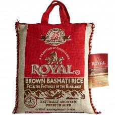Royal® Basmati Brown Rice - 10 lb.