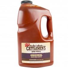 Cattlemen's® USA Original Base BBQ Sauce 1 Gallon\4,31kg #125991116