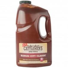 Cattlemen's® USA Kansas City Classic BBQ Sauce 1Gallon\4,48kg #125991105