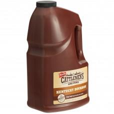 Cattlemen's® USA Kentucky Bourbon BBQ Sauce 1Gallon\4,62 kg #125CTL9700
