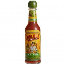 Cholula® Chili Lime Hot Sauce 5 oz. #3950119