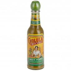 Cholula® Green Pepper Hot Sauce 5 oz. #3950118