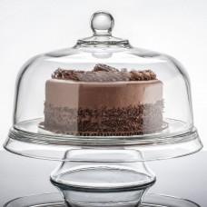 Anchor Hocking 4-in-1 Cake Set