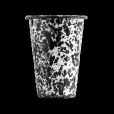 Crow Canyon Home Splatter 14 oz Tumbler Black Splatter#D93BLM