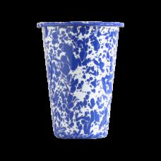 Crow Canyon Home Splatter 14 oz Tumbler Blue Splatter#D93DBM