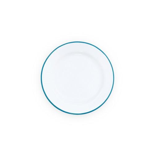 Crow Canyon Home Vintage 8 inch Flat Salad Plate #V99TUR