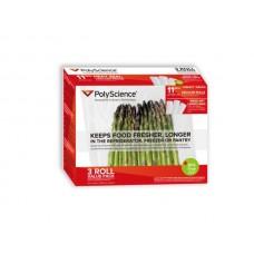 "PolyScience рулон-пакет для бытовых вакууматоров Corrugated Rolls 11"" x 20ft/28см x 6.1m #VBR-1120"