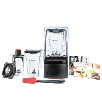 Blendtec 2-х литр.колба для FOURSIDE-H Commercial Blender/2-qt FourSide Blender Jar w/ Hard Lid & Wingtip Blade