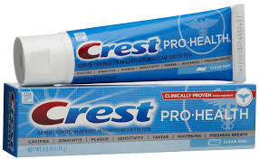 Зубная паста Crest Pro-Health Whitening Toothpaste Fresh Clean Mint (170гр)