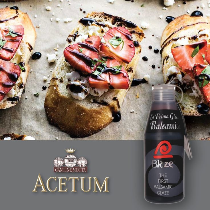 Бальзамический крем -глейз Acetum Blaze® , Best before 11\2021