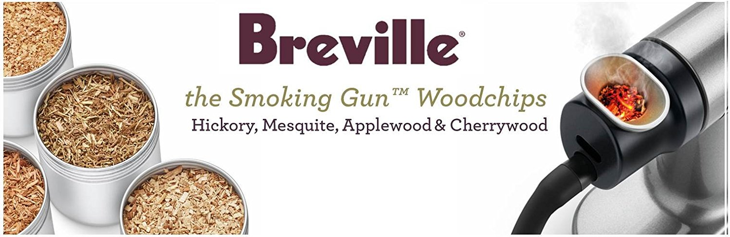 Набор опилок для смокин-гана The Smoking Gun® Sage\PolyScience\Breville CLASSIC Smokehouse Wood Kit #BSM600AWC0NUC1