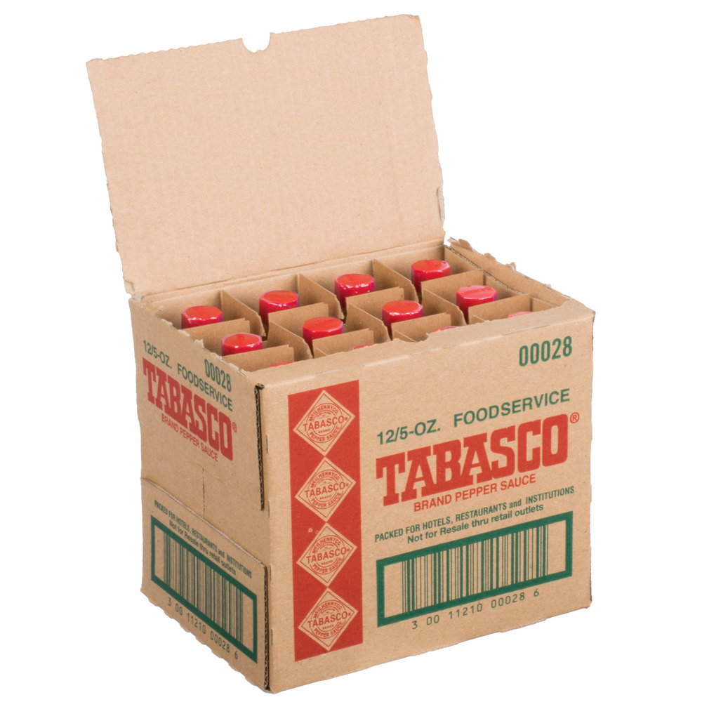 Соус Табаско- TABASCO® Original Hot Sauce 148 гр\5oz Best before 01\2023, острота 2500-5000 Heat Units#125TB00028