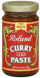 Паста красная карри Roland Curry Red Paste
