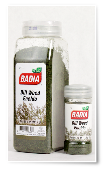 Укроп Dill Weed Badia Spices- 4oz.(0.113кг)