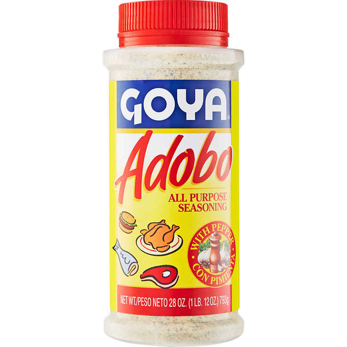 Адобо с перцем Goya Adobo All-Purpose Seasoning, 794гр\28 oz #187955