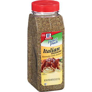 Итальянская смесь McCormick Italian Seasoning 6,25oz\177грамм  Best before May 2019 #848001