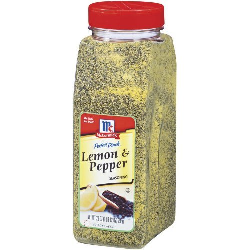 Лимонный перец McCormick Lemon & Pepper Seasoning 793гр\28 oz, Item# 848002