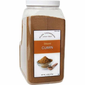 Кумин (зира) молотый Olde Thompson Ground Cumin, 5 lbs \2,268кг #768957