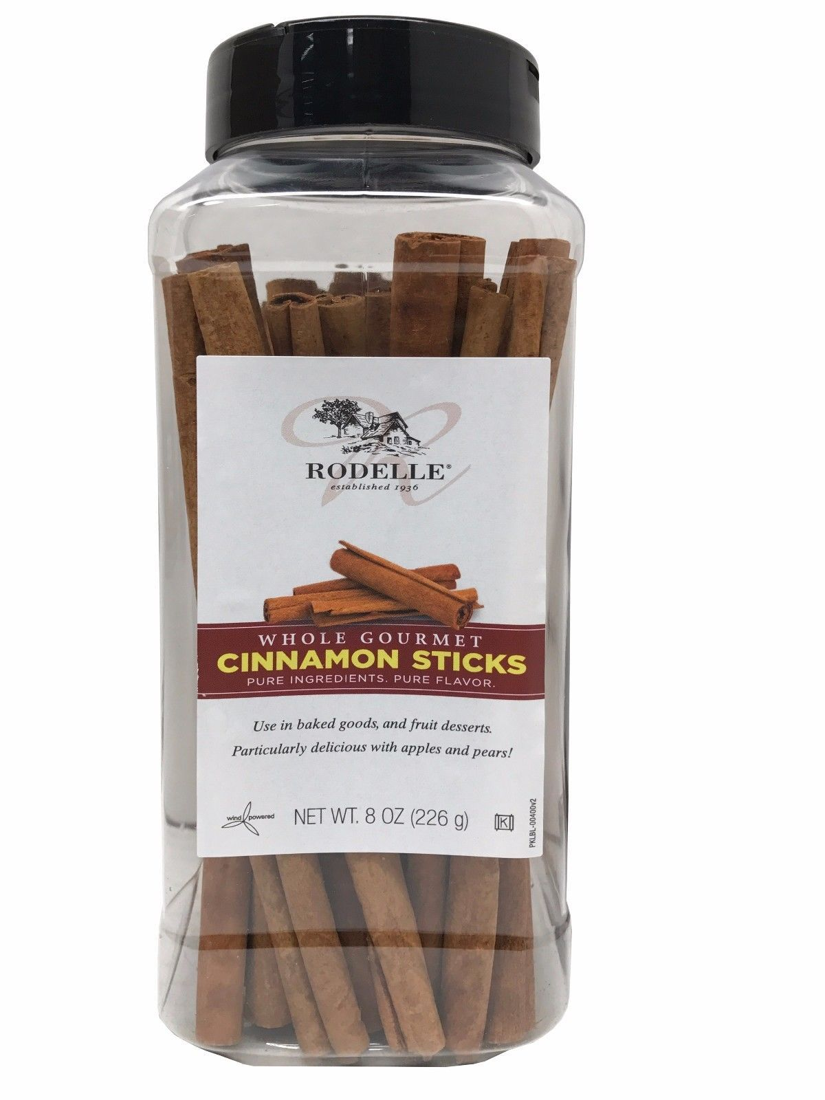 Корица-палочки Rodelle Whole Gourmet Cinnamon Sticks, 8 oz(227гр) Item 686776