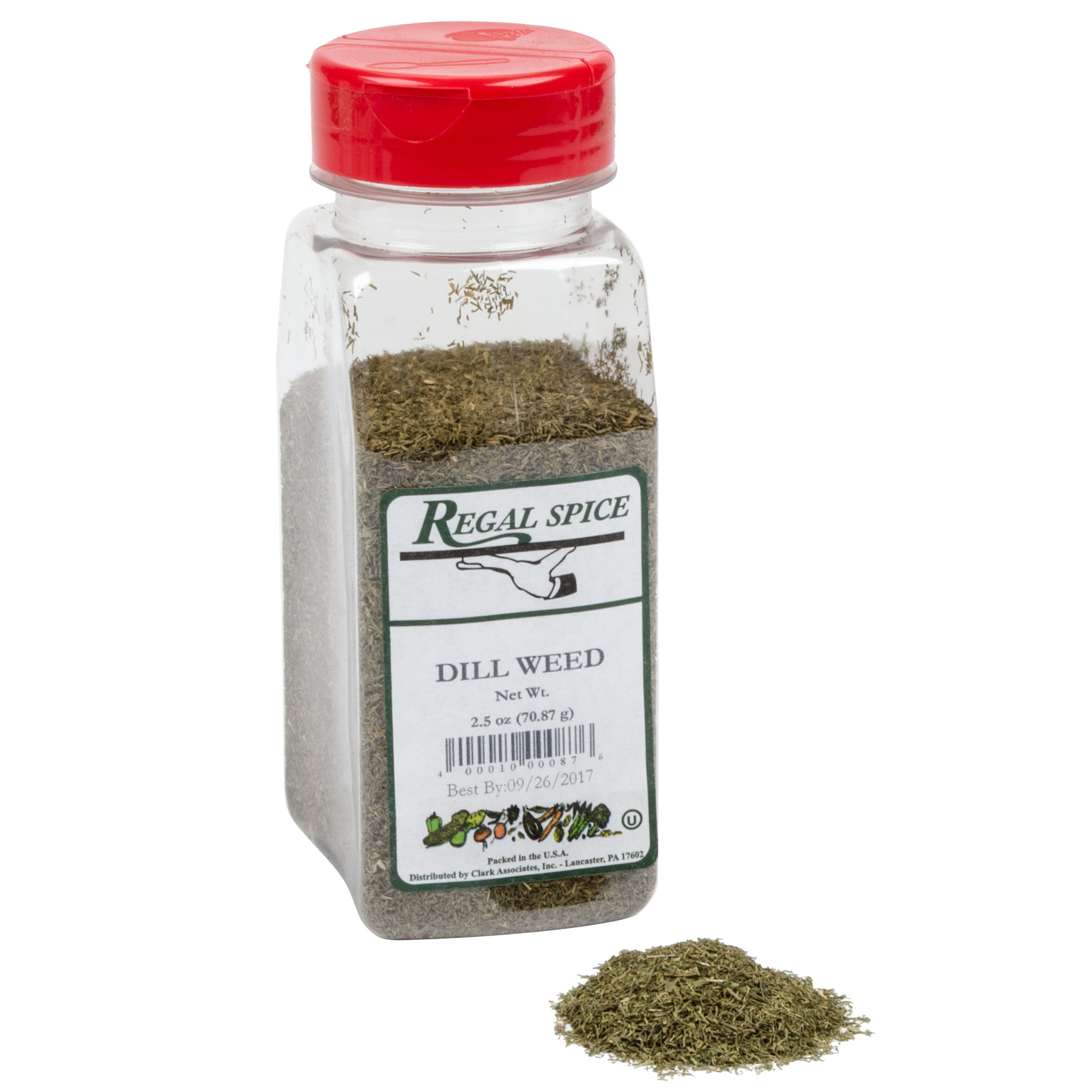 Укроп Regal Dill Weed - 2.5 oz.
